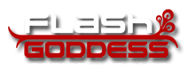 Flash Goddess logo